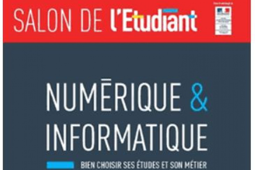 Salon de l 39 etudiant num rique et informatique 2018 for Salon de l etudiant nice