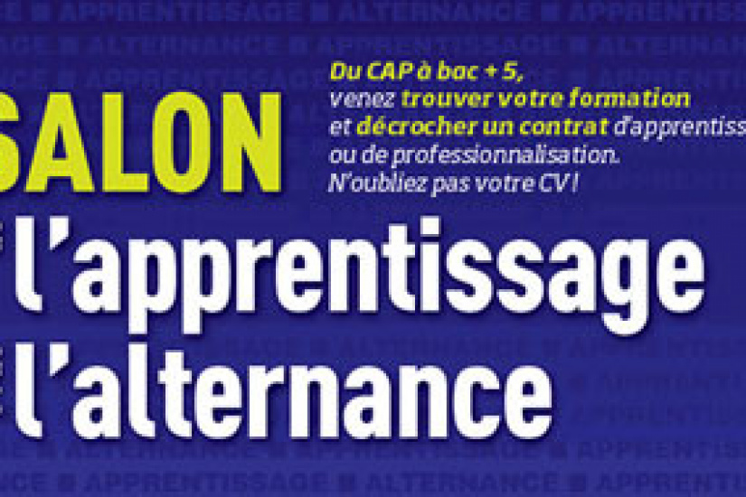 salon de l 39 apprentissage et de l 39 alternance de paris 2018