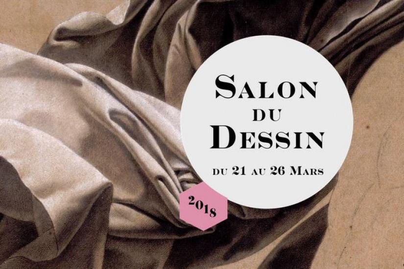Salon du dessin 2018 au palais de la bourse - Saloon dessin ...