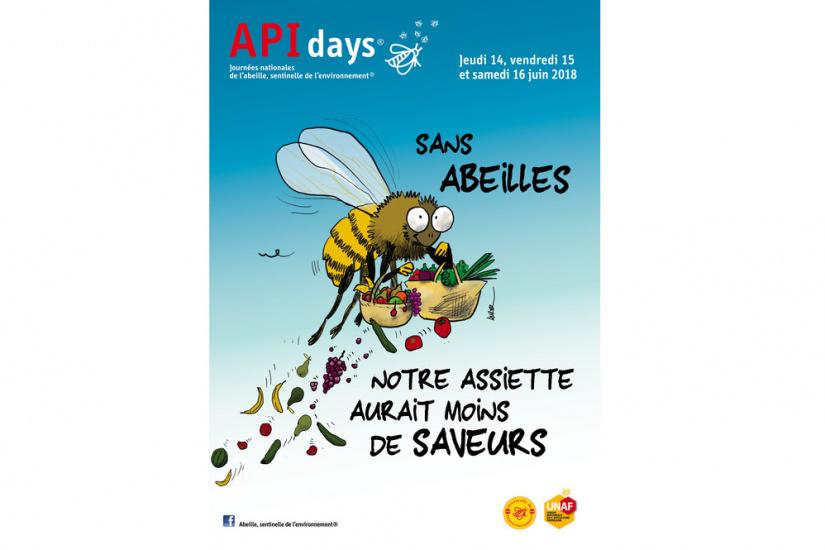 APIdays 2018 - La fête des abeilles