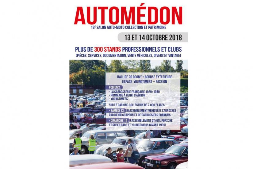 Salon autom don 2018 au bourget for Salon du bourget 2018