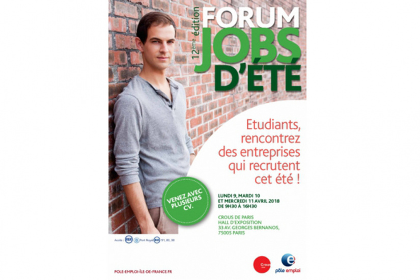 Forum Jobs d'été étudiants 2018