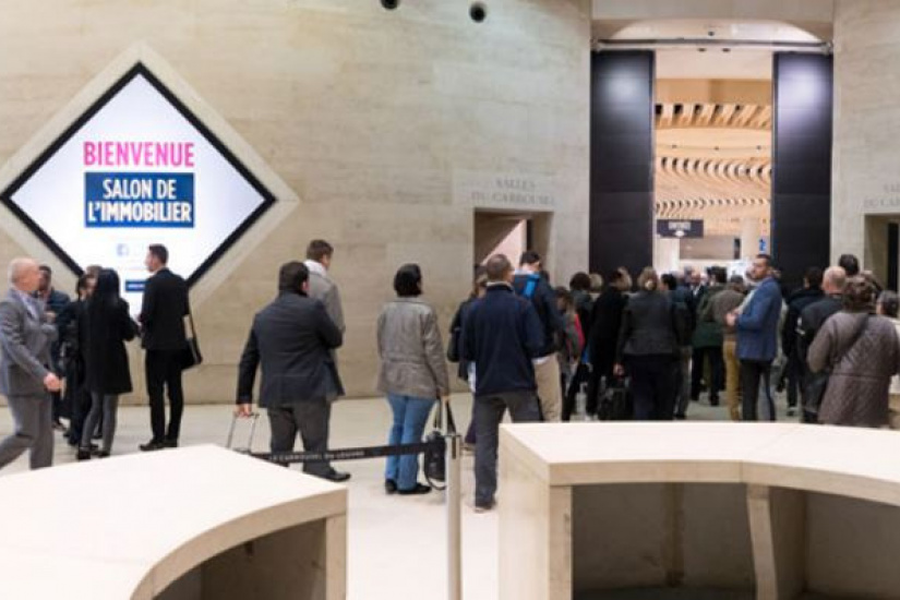 Le Salon de l'Immobilier 2018 à Paris