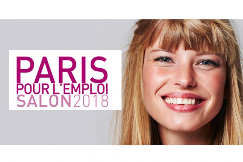 Paris pour l 39 emploi 2018 place de la concorde paris for Salon de l emploi place de la concorde