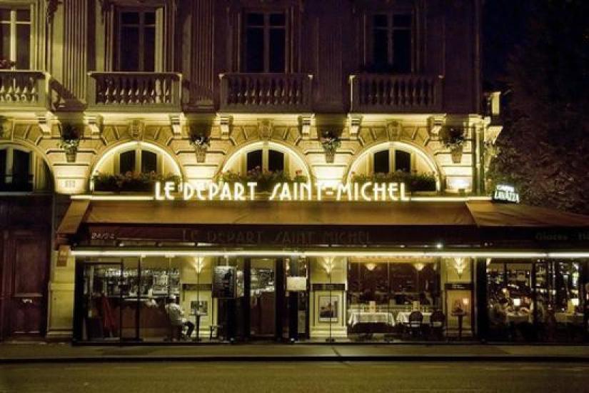 Les restaurants ouverts toute la nuit paris for Garage ouvert la nuit paris
