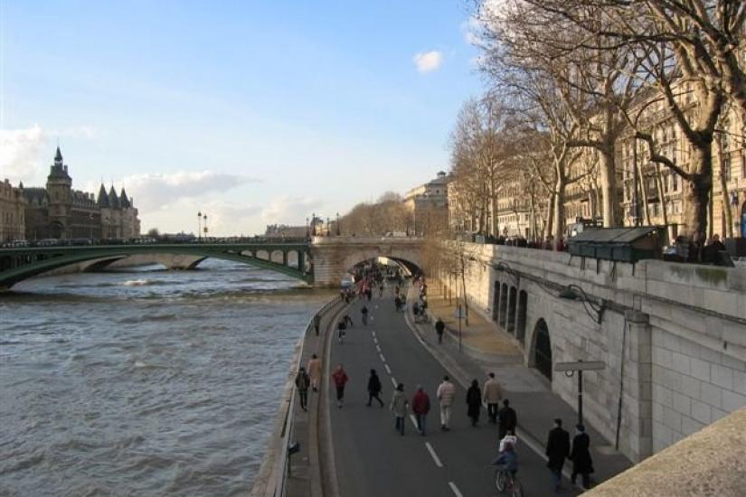Hotel du Quai de Seine Paris France