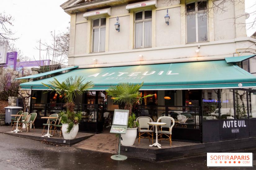 Auteuil brasserie petit d jeuner jardin d 39 hiver et vin for Brasserie le jardin