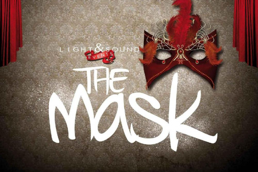 THE MASK by LIGHT & SOUND EVENT