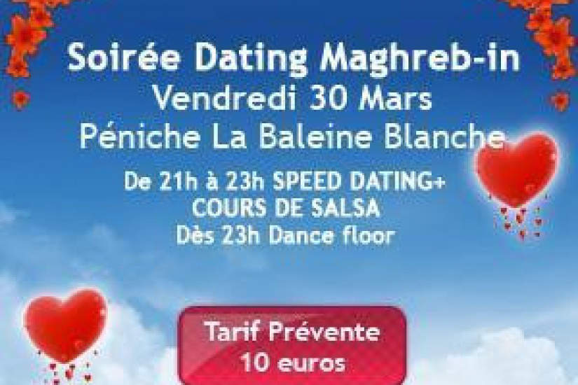 SOIREE PENICHE ET DATING MAGHREBINE