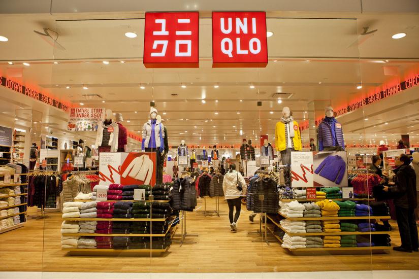 Uniqlo ouvre une boutique dans le quartier de saint - Une boutique dans mon salon marque ...