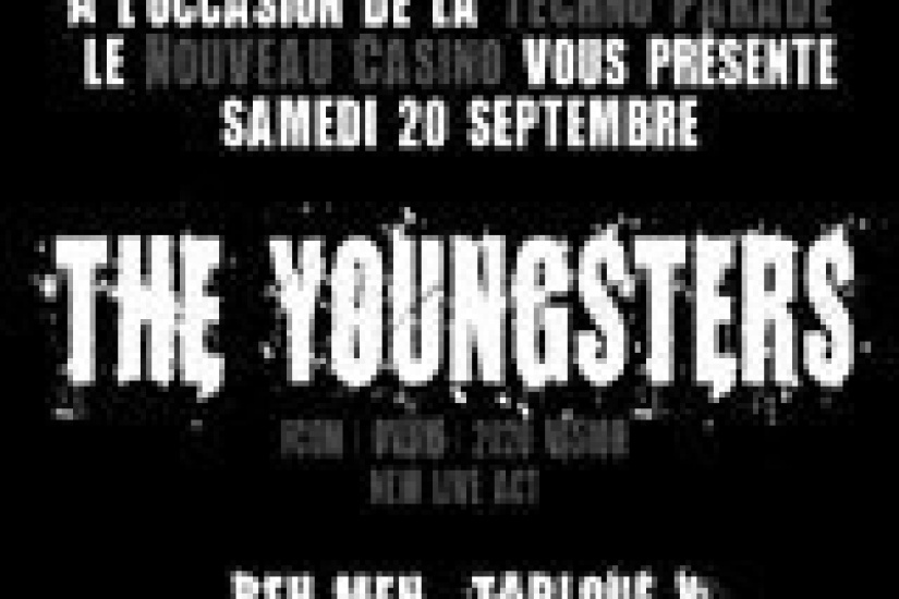 Soirée, Paris, Squeeze, The Youngsters, Tarlouf X, Ben Men