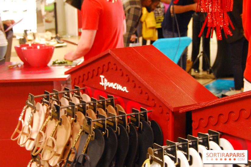Afterwork des Galeries Lafayette pour le Summer Break