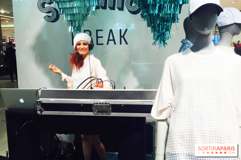 DJ - Afterwork des Galeries Lafayette pour le Summer Break
