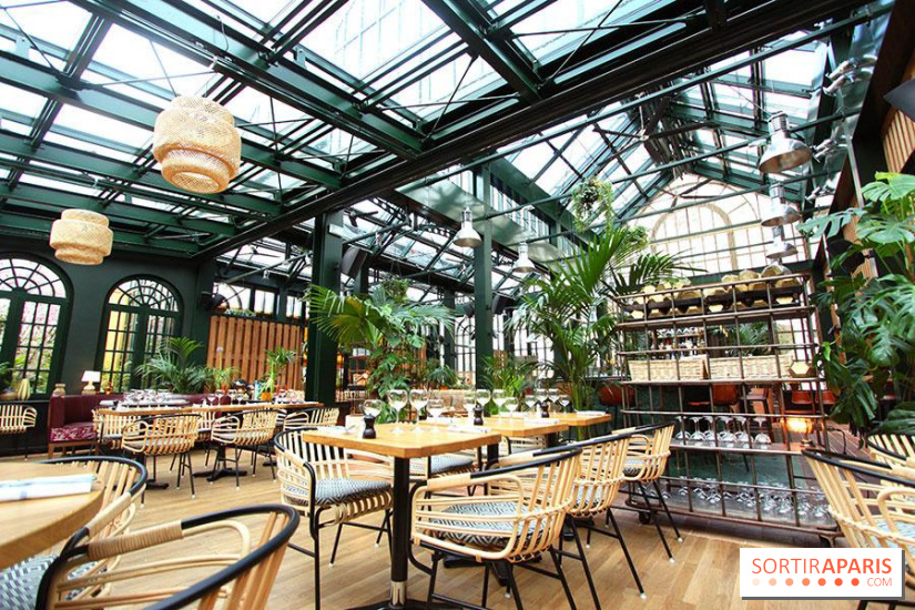 Eugene Restaurant Paris