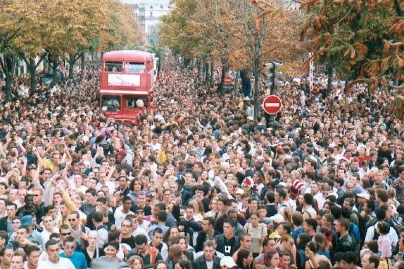 Techno Parade 2000