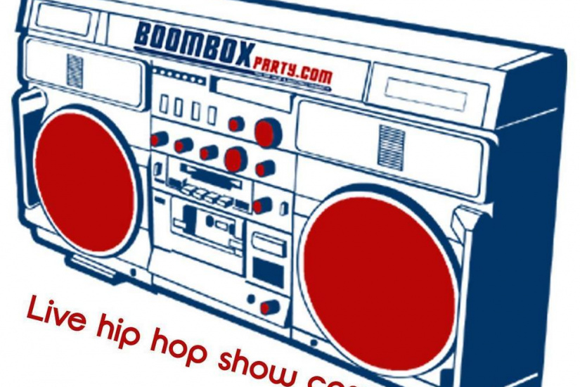 BOOMBOX PARTY #03
