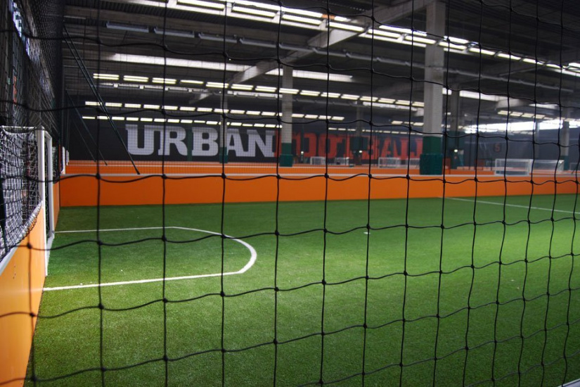 Urban Football Forest Hil Aubervilliers - Foot en salle