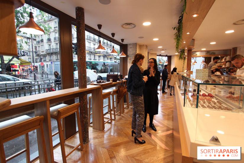 Yann couvreur ouvre sa p tisserie salon de th - Salon patisserie paris ...