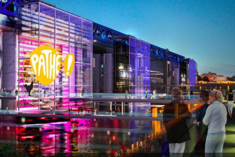 Gaumont Path U00e9 Va Ouvrir Une Salle Imax  U00e0 La Villette