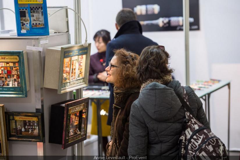 Ob 39 art paris 2017 le salon des objets de design l - Salon loisirs creatifs paris 2017 ...