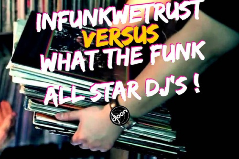 INFUNKWETRUST vs WHAT THE FUNK