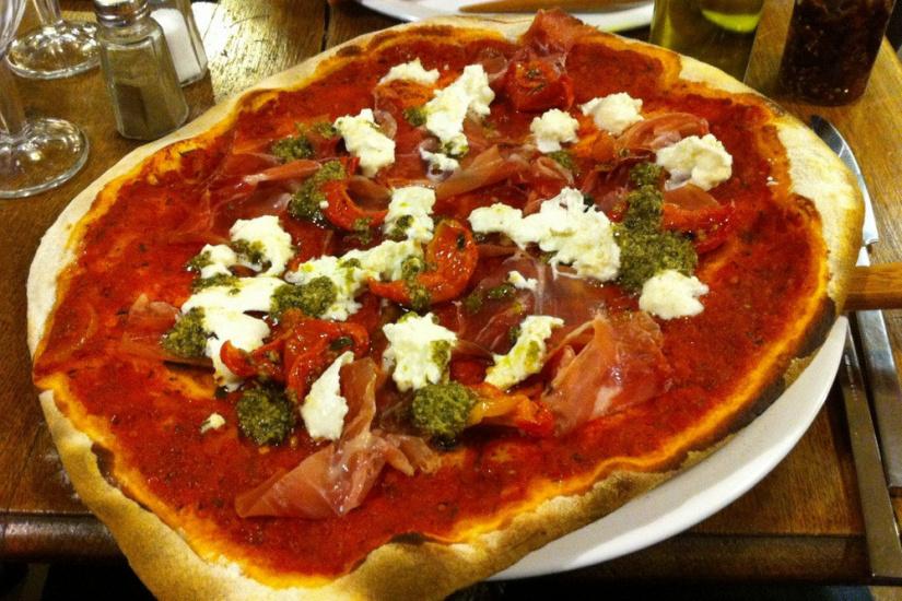 Meilleur Restaurent Pizza De Nuit