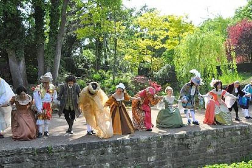 Festival in pr catelan 2017 au th tre de verdure du - Theatre de verdure du jardin shakespeare ...