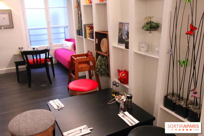Le salon de th twinings au whsmith paris for Le salon paris