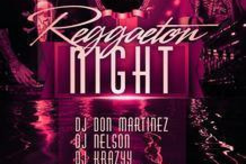 REGGAETON NIGHT PARTY + DEFILE EN BIKINI