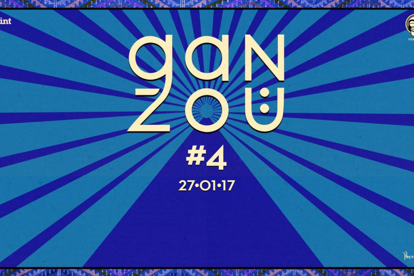 LA GANZOU #4 : THE BUSY TWIST + VOILAAA SOUND SYSTEM
