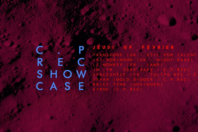 C.P.Rec Showcase at Nuba Club