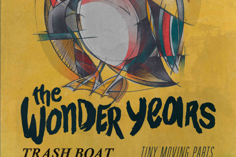 THE WONDER YEARS + GUESTS + TINY MOVING PARTS