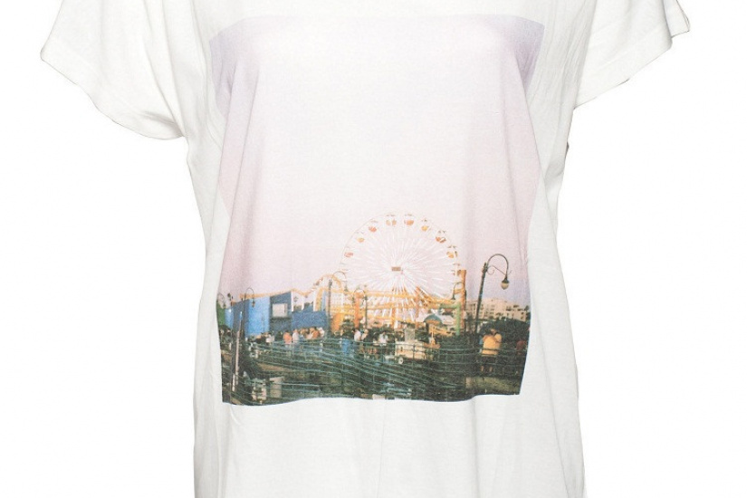 Element : T-Shirt Santa Monica