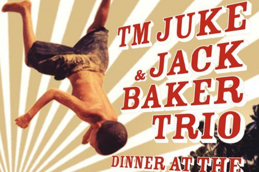 Concert, Paris, What the Funk, Maroquinerie, TM Juke, Jack Baker Trio, Dinner At The Thompson's