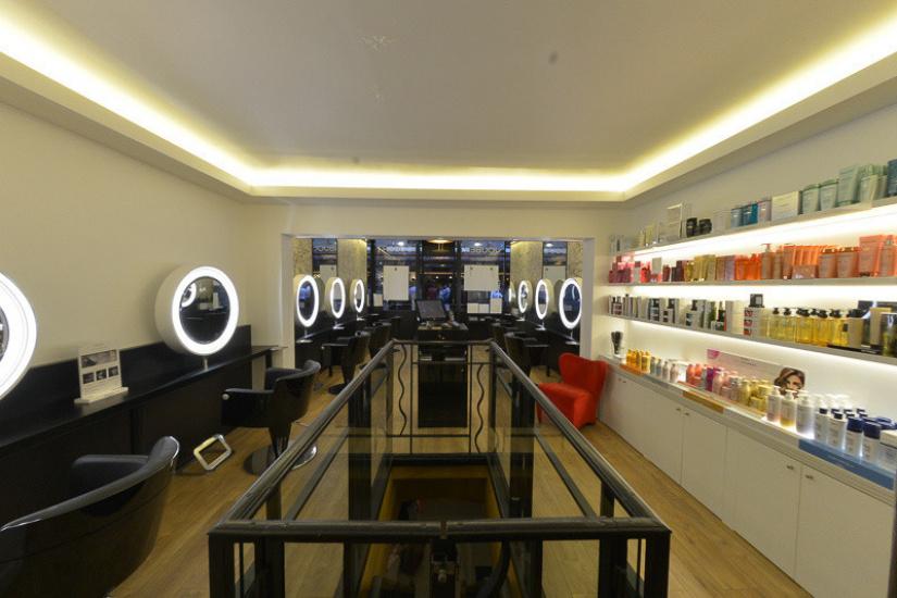 Jean Marc Joubert ouvre un nouveau salon de coiffure à Paris ...