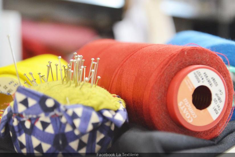 la textilerie nouveau spot de la mode eco responsable paris. Black Bedroom Furniture Sets. Home Design Ideas