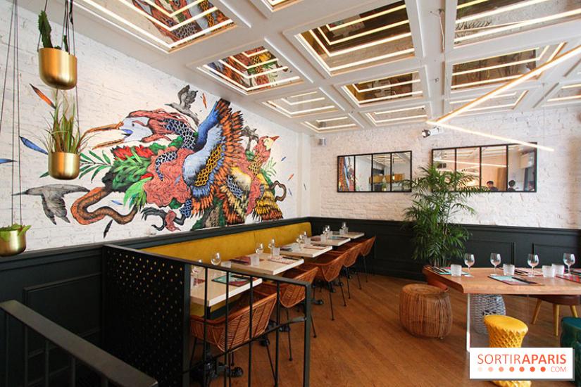 yikou le restaurant franco chinois aux dim sum revisit s. Black Bedroom Furniture Sets. Home Design Ideas