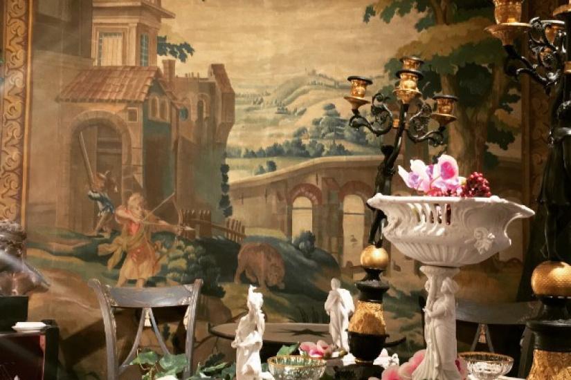 Salon antiquit s brocante livres et papiers anciens au for Salon brocante
