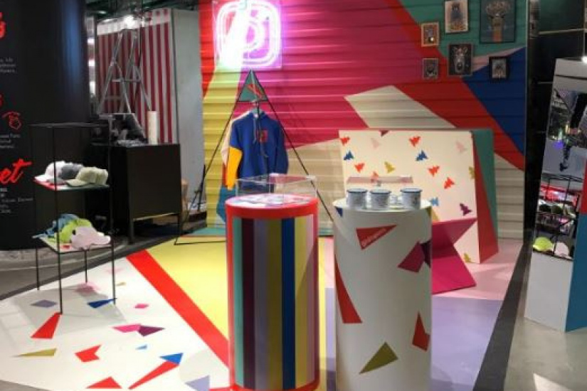 Instagram lance son pop-up store chez Citadium !