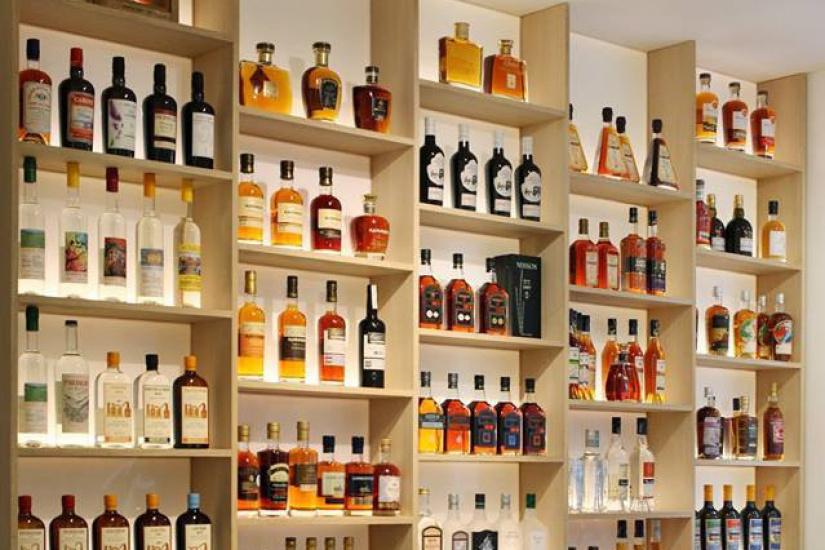 Fine spirits le nouvel espace d di au rhum de la - La maison du japon paris boutique ...