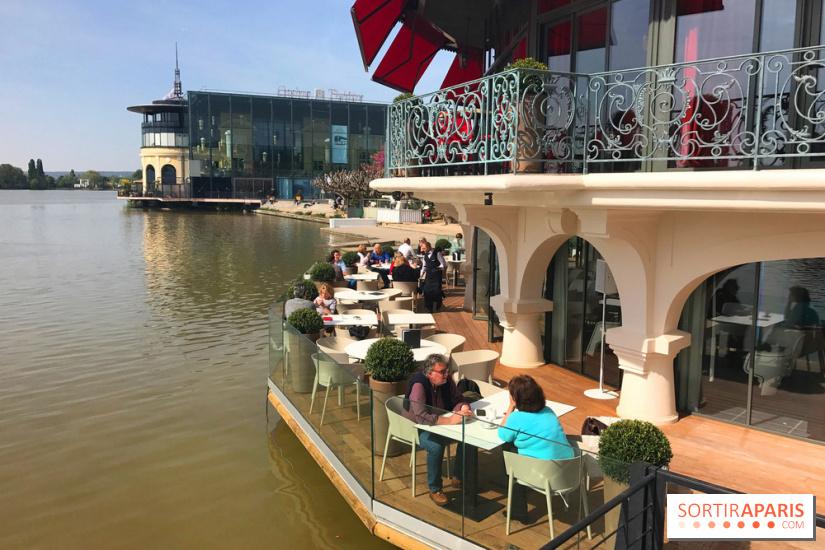 Fouquet 39 s enghien les bains for Bains les bains restaurant