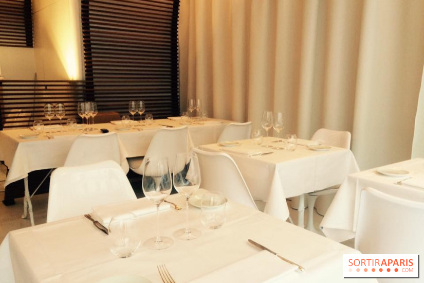 Pertinence, le restaurant franco-asiatique
