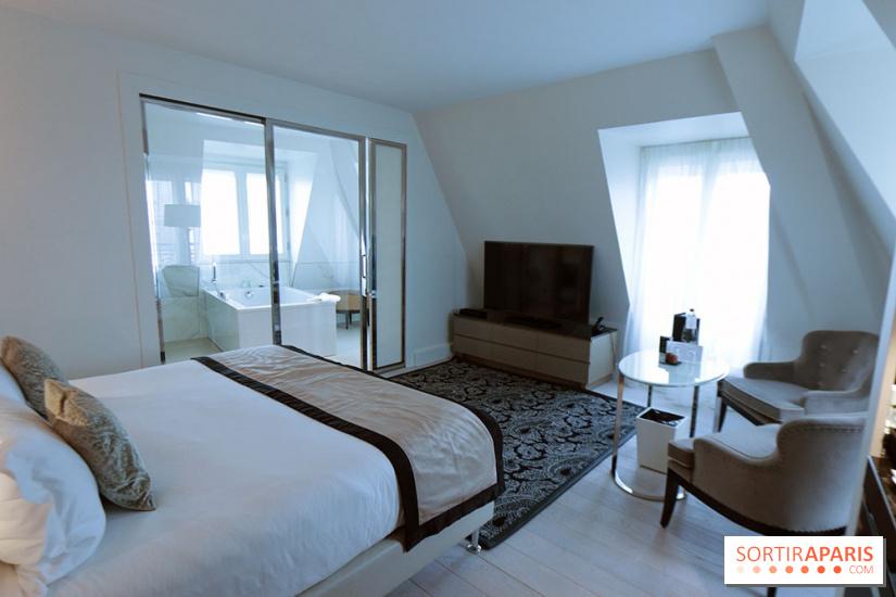 la villa haussmann le nouvel h tel tendance de la capitale. Black Bedroom Furniture Sets. Home Design Ideas