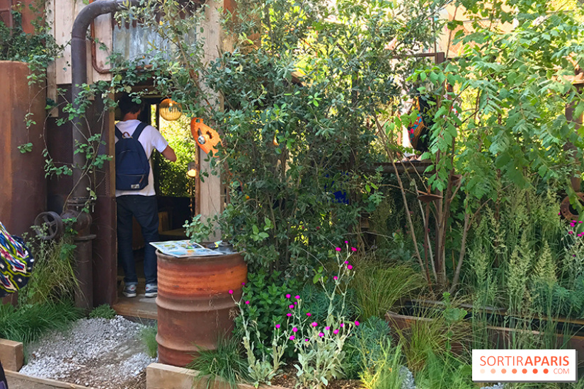 Jardins jardin 2017 aux tuileries for Jardin 2017