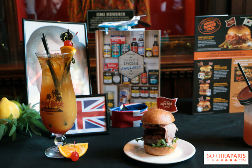 World Burger Tour 2017 au Hard Rock Café