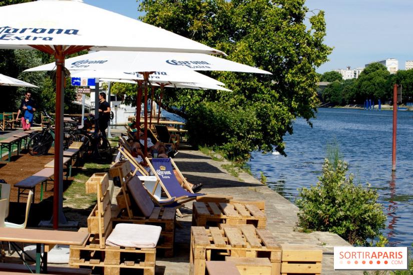 Cafe Bar Sur Seine