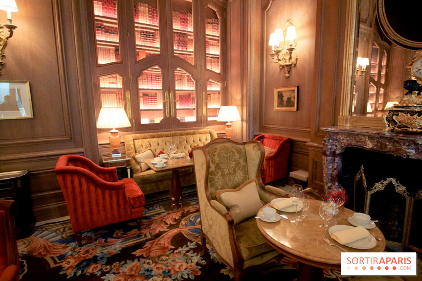 Le tea time du Ritz