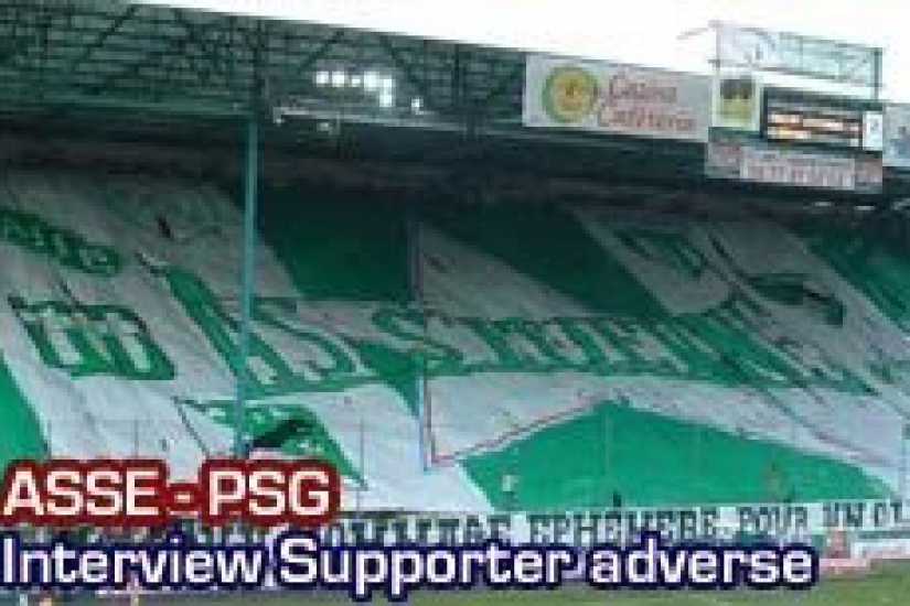 ASSE : Avis adverse (Avant-match)