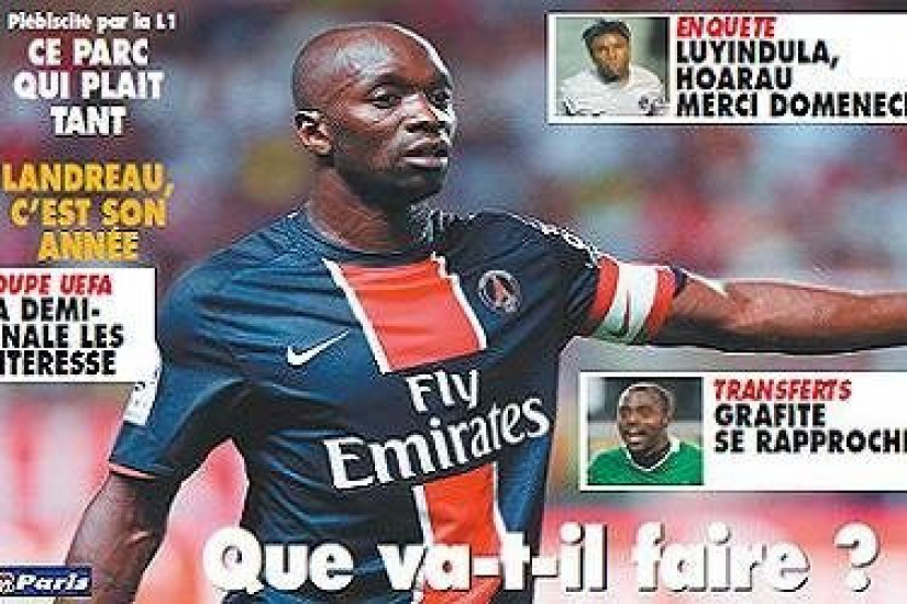 Le Foot Paris N°56 : Que va faire Makelele ?
