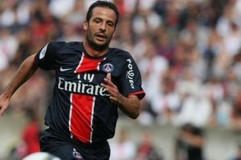 "Giuly - ""On vise le podium"""